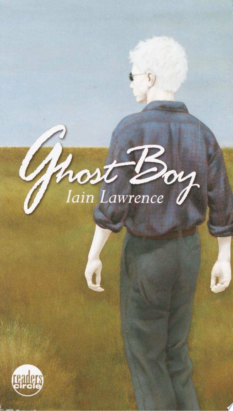 Ghost Boy banner backdrop