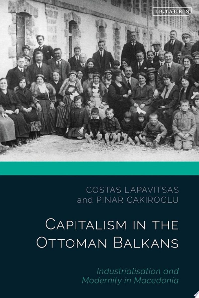 Capitalism in the Ottoman Balkans banner backdrop