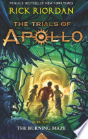 The Trials of Apollo #3 The Burning Maze image