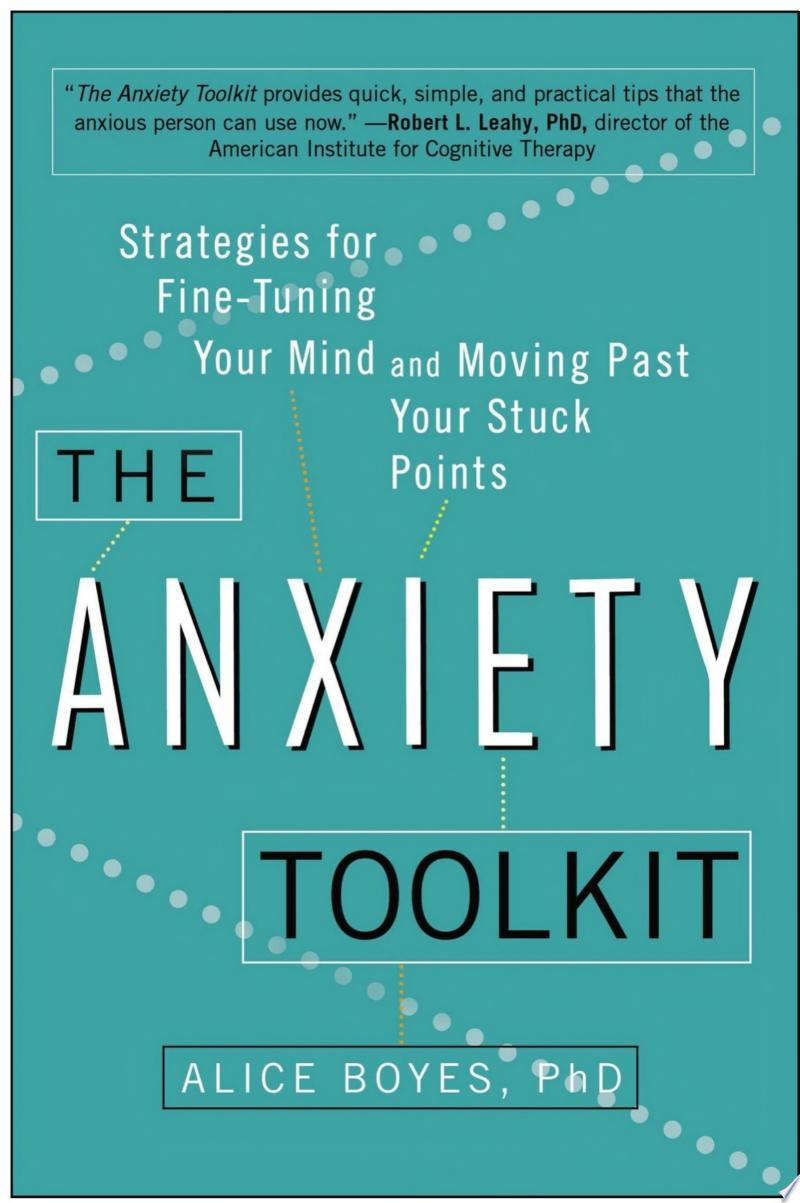 The Anxiety Toolkit banner backdrop