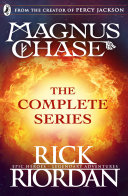 Magnus Chase: The Complete Series (Books 1, 2, 3) image