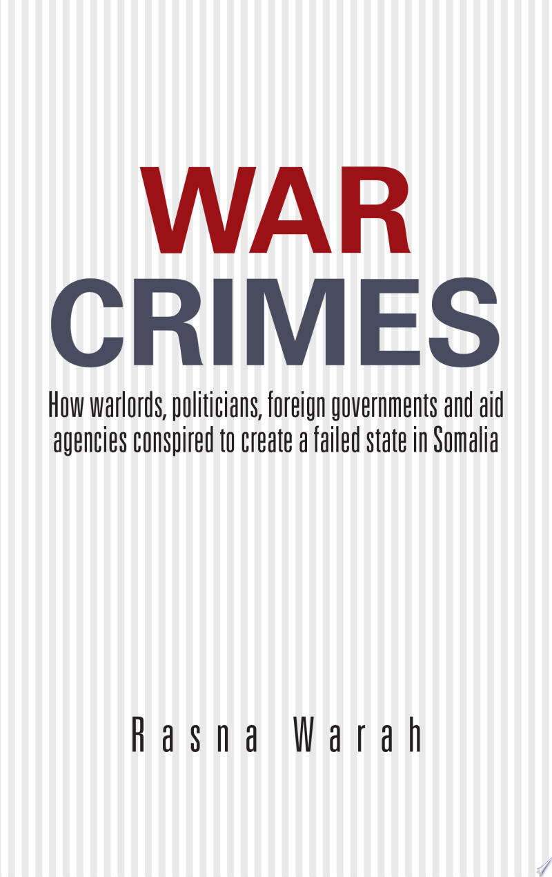 War Crimes banner backdrop