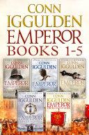 The Emperor Series Books 1-5 image