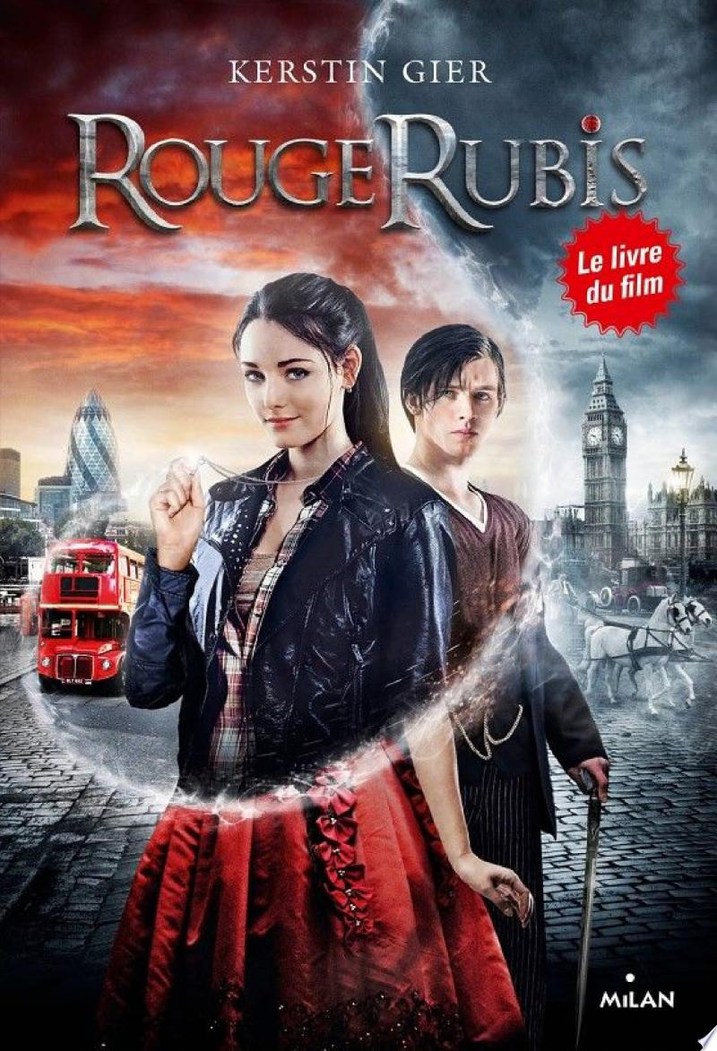 Rouge rubis, Tome 01 banner backdrop