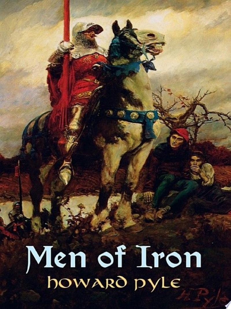 Men of Iron banner backdrop