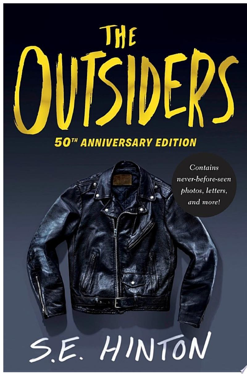 The Outsiders 50th Anniversary Edition banner backdrop