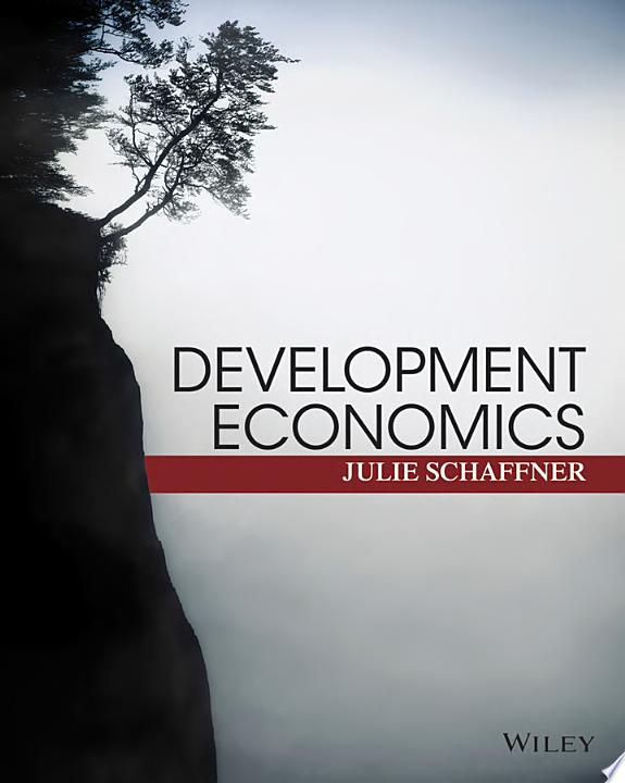 Development Economics: Theory, Empirical Research, and Policy Analysis banner backdrop