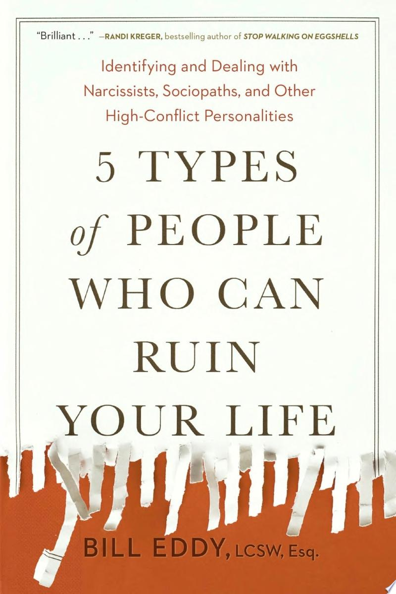5 Types of People Who Can Ruin Your Life banner backdrop