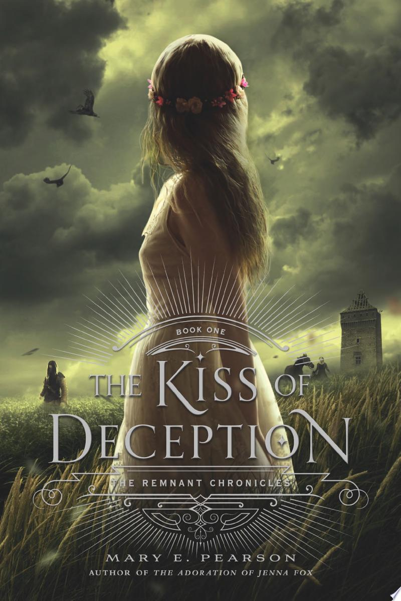 The Kiss of Deception banner backdrop
