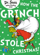 How the Grinch Stole Christmas! banner backdrop