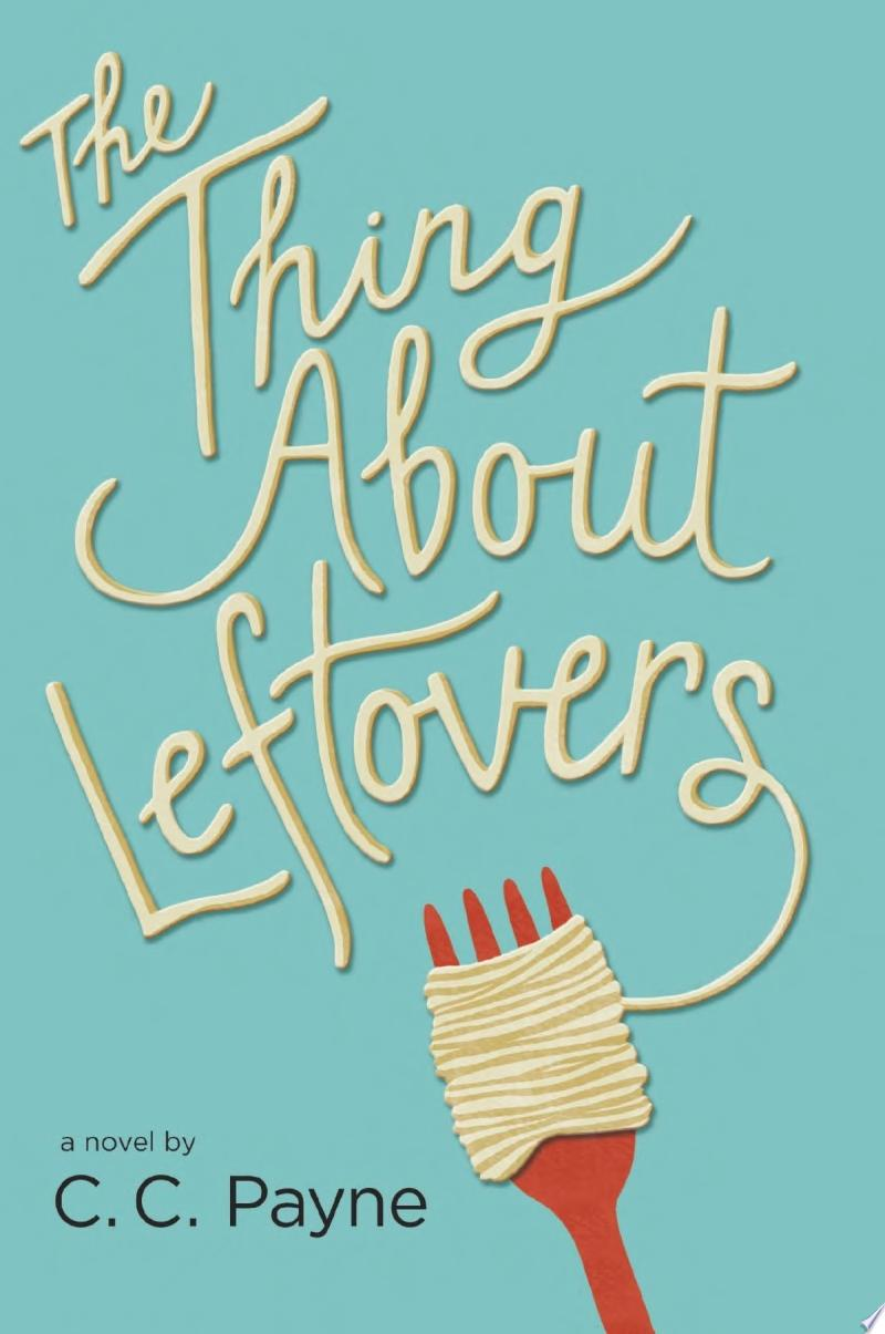 The Thing About Leftovers banner backdrop
