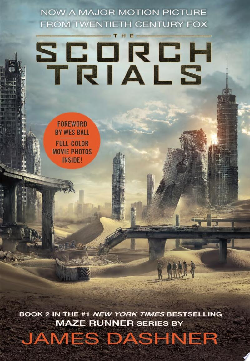The Scorch Trials banner backdrop
