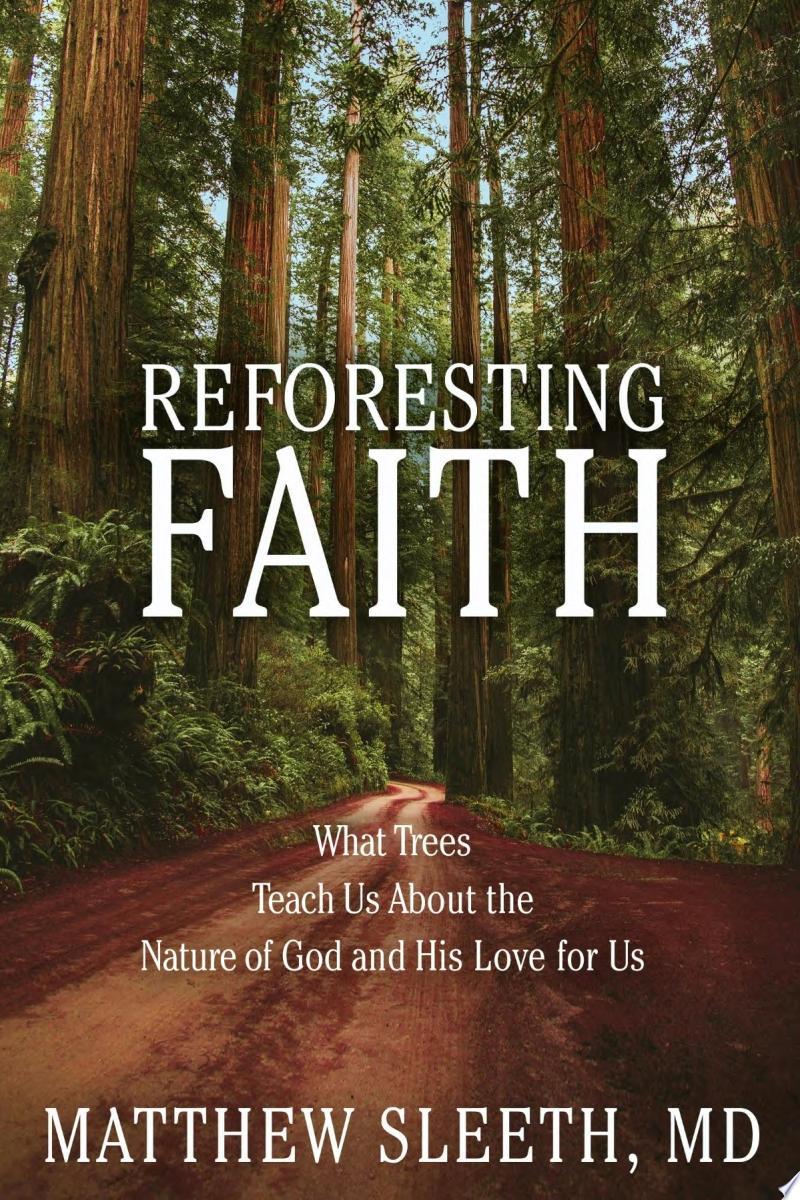 Reforesting Faith banner backdrop