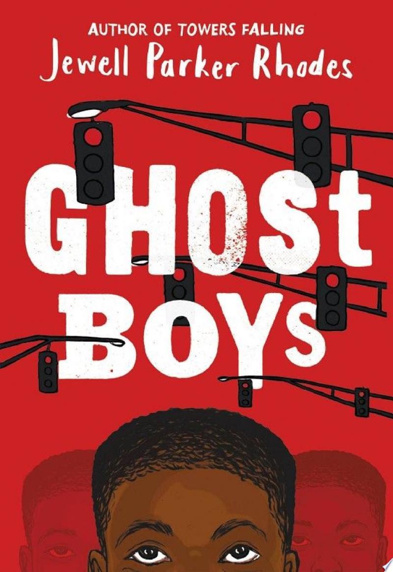 Ghost Boys banner backdrop