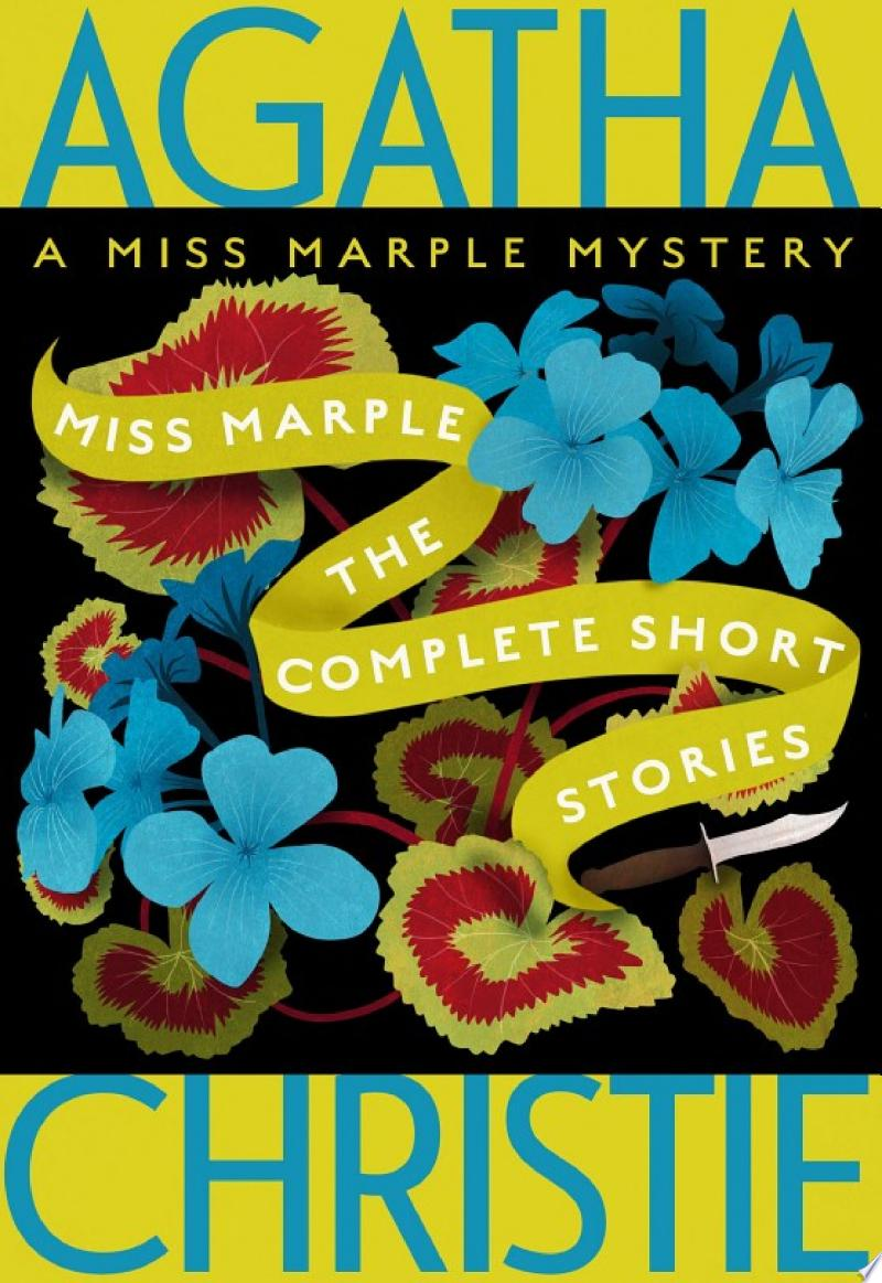 Miss Marple: The Complete Short Stories banner backdrop