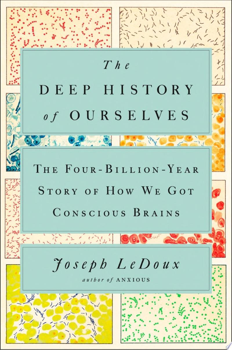 The Deep History of Ourselves banner backdrop