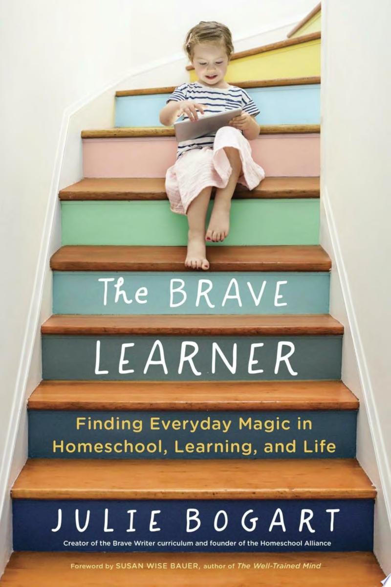 The Brave Learner banner backdrop