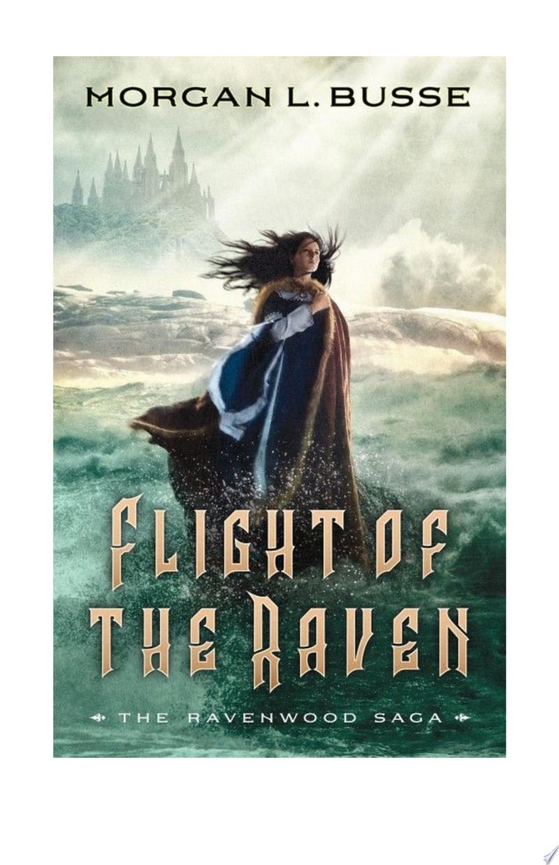 Flight of the Raven (The Ravenwood Saga Book #2) banner backdrop