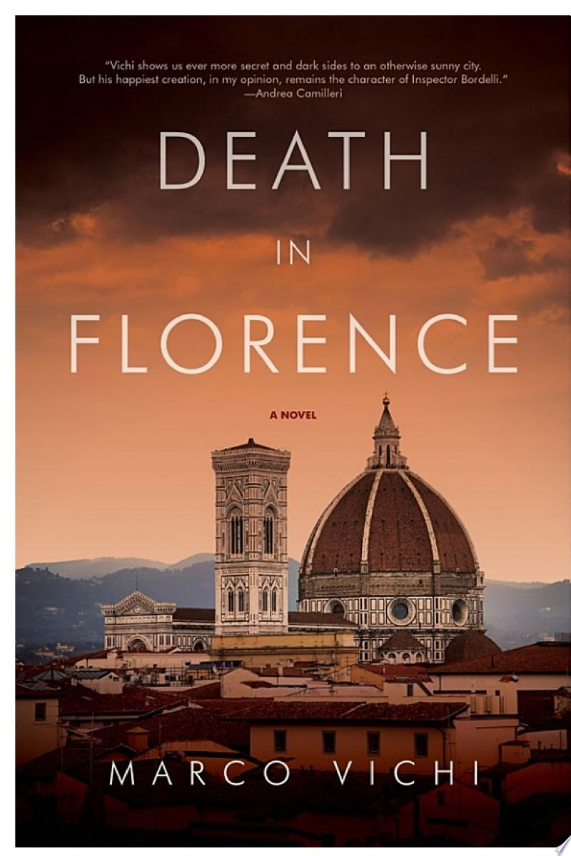 Death in Florence banner backdrop