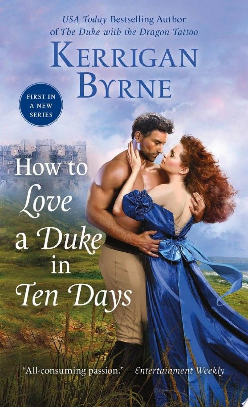 How To Love A Duke in Ten Days banner backdrop