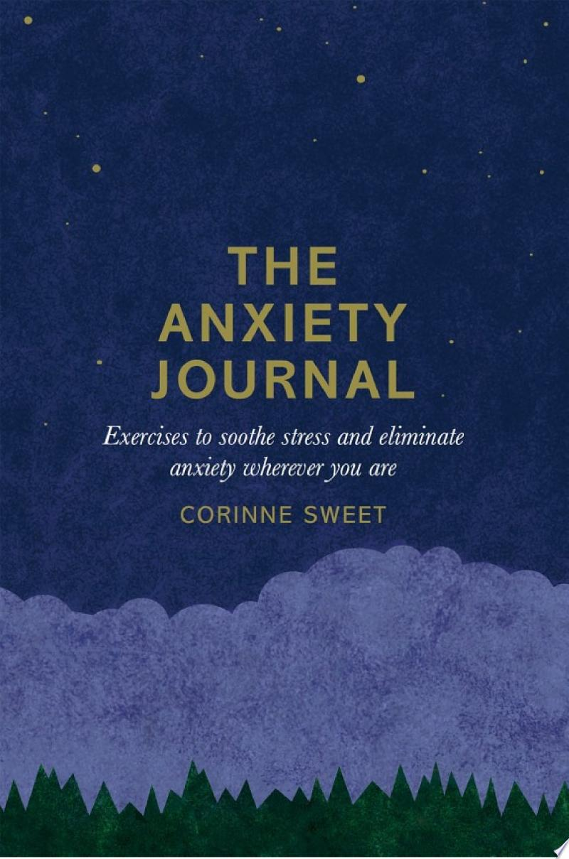 The Anxiety Journal banner backdrop