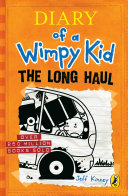 Diary of a Wimpy Kid: The Long Haul (Book 9) banner backdrop