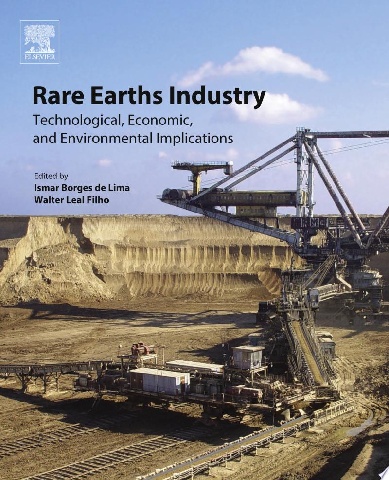 Rare Earths Industry banner backdrop