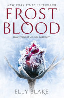 Frostblood: the epic New York Times bestseller image