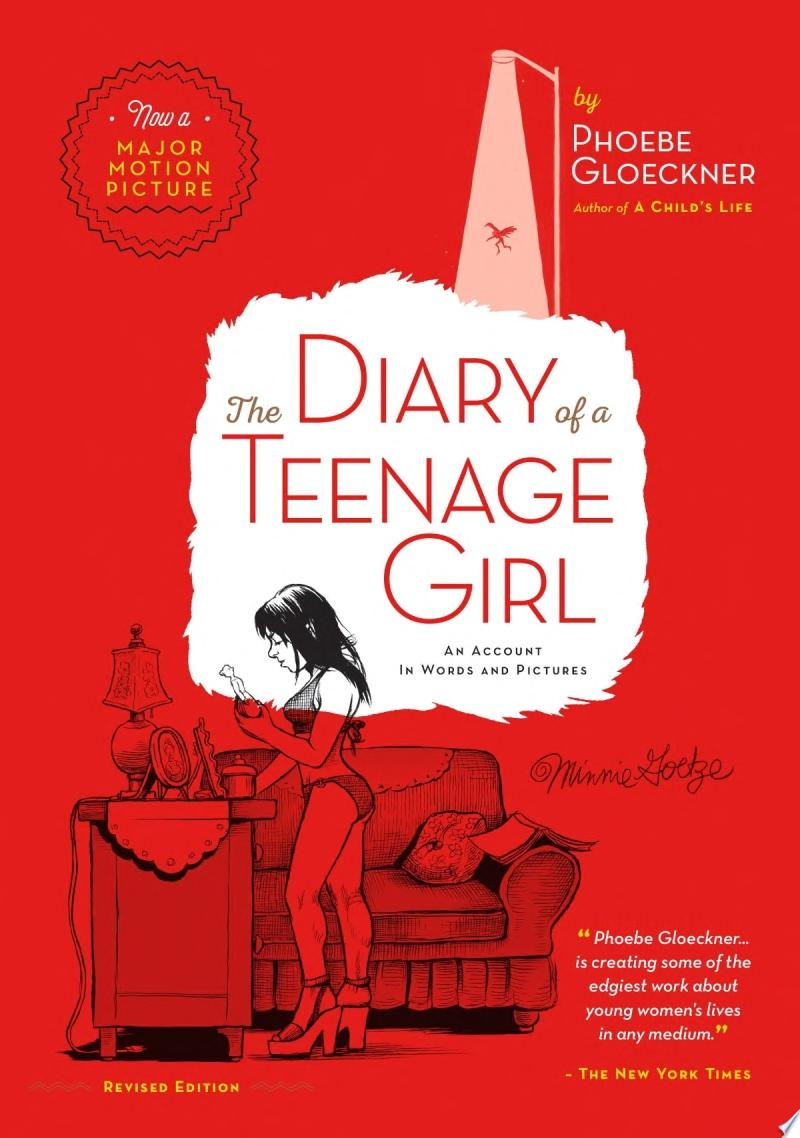 The Diary of a Teenage Girl banner backdrop