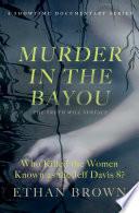 Murder in the Bayou image