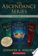 The Ascendance Series Books 1-3 image