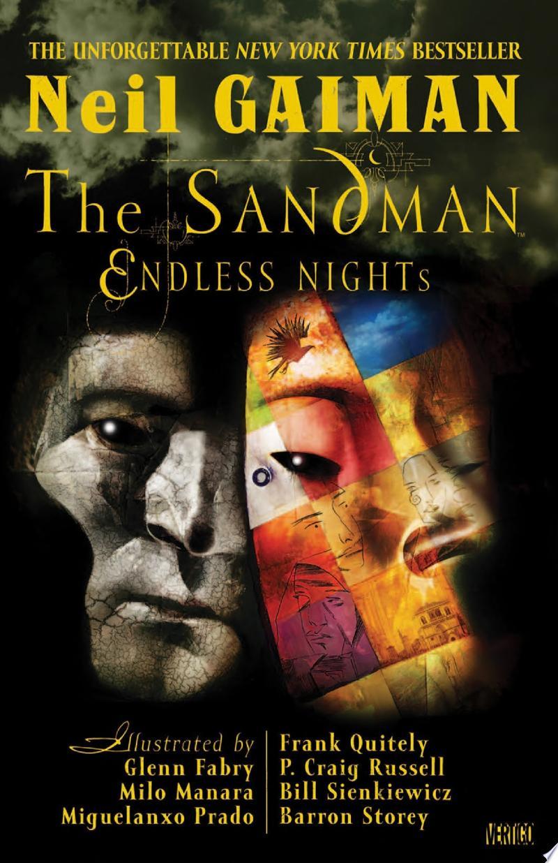 The Sandman: Endless Nights banner backdrop