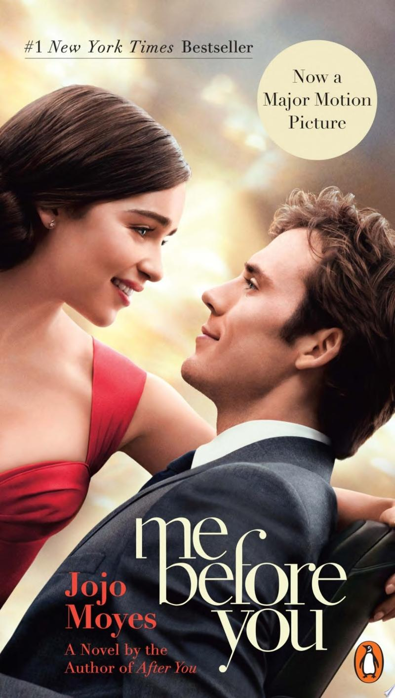 Me Before You banner backdrop