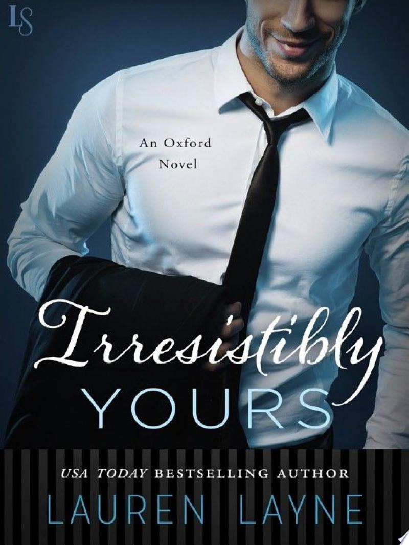 Irresistibly Yours banner backdrop