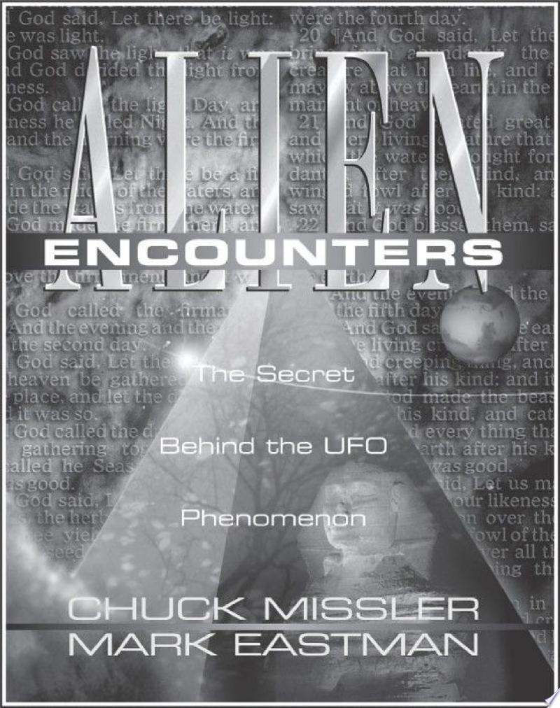 Alien Encounters banner backdrop