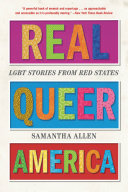 Real Queer America banner backdrop
