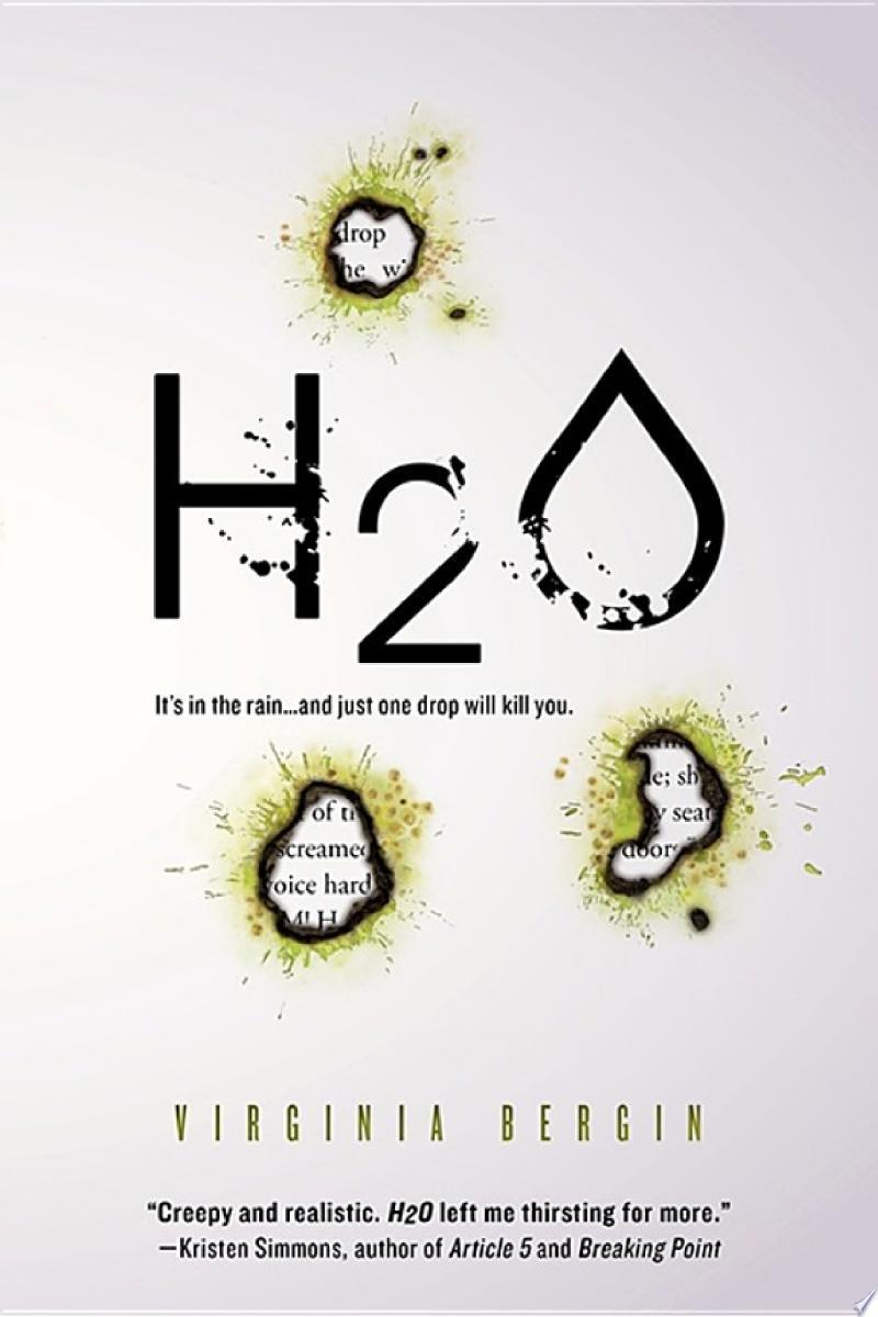 H2O banner backdrop