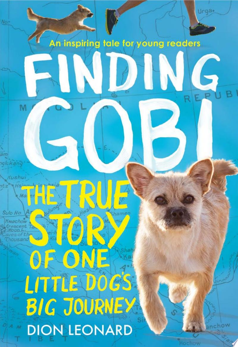 Finding Gobi: Young Reader's Edition banner backdrop