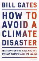 How to Avoid a Climate Disaster banner backdrop