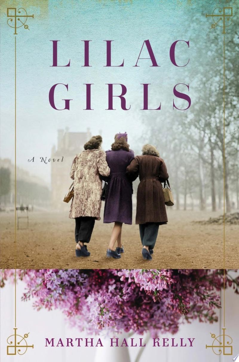 Lilac Girls banner backdrop