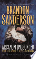 Arcanum Unbounded: The Cosmere Collection image