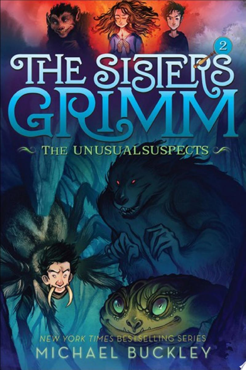 The Unusual Suspects (The Sisters Grimm #2) banner backdrop