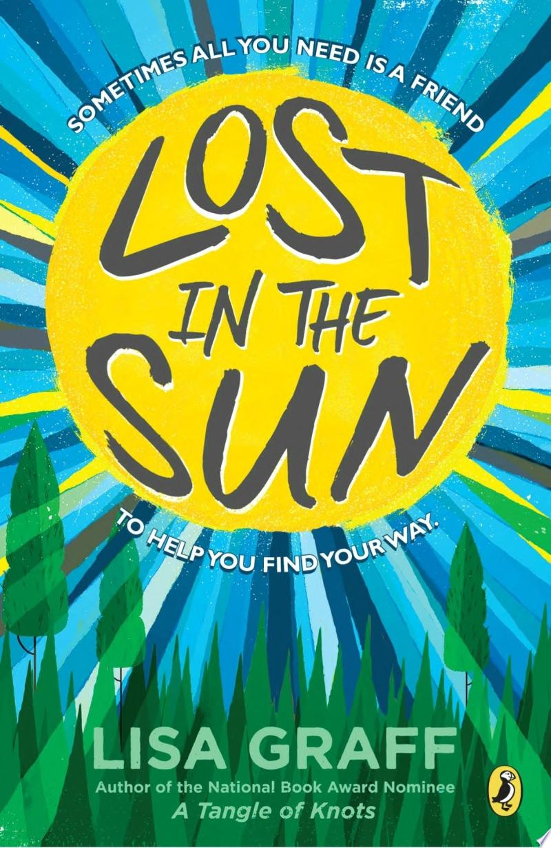Lost in the Sun banner backdrop