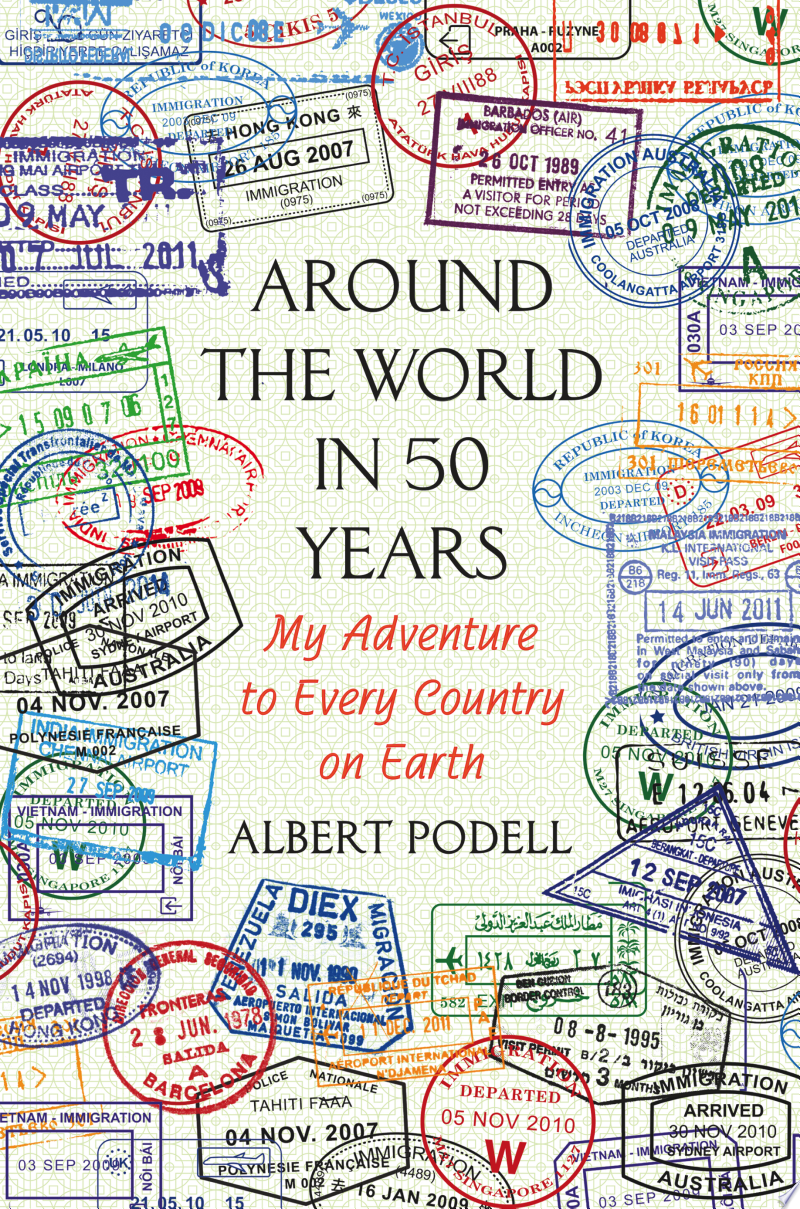 Around the World in 50 Years poster