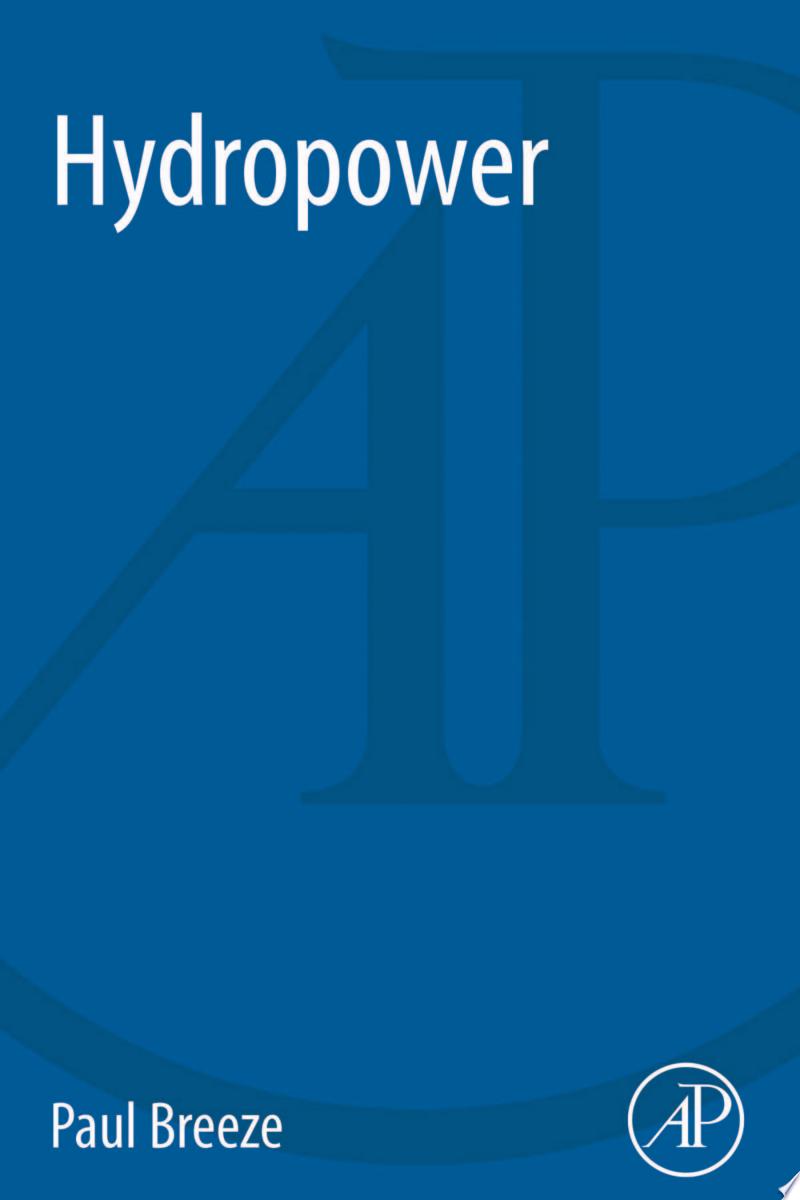 Hydropower banner backdrop