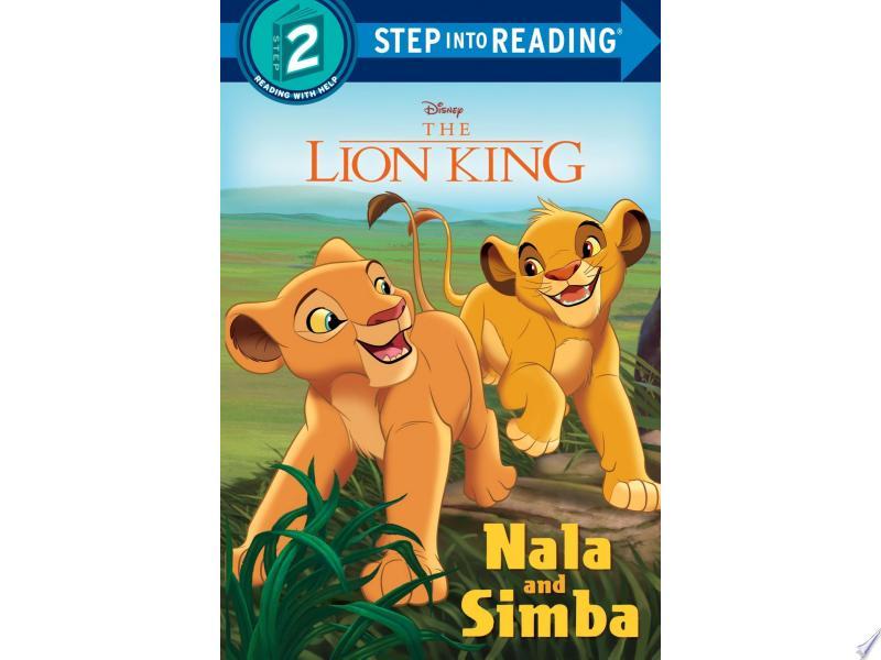 Nala and Simba (Disney The Lion King) banner backdrop