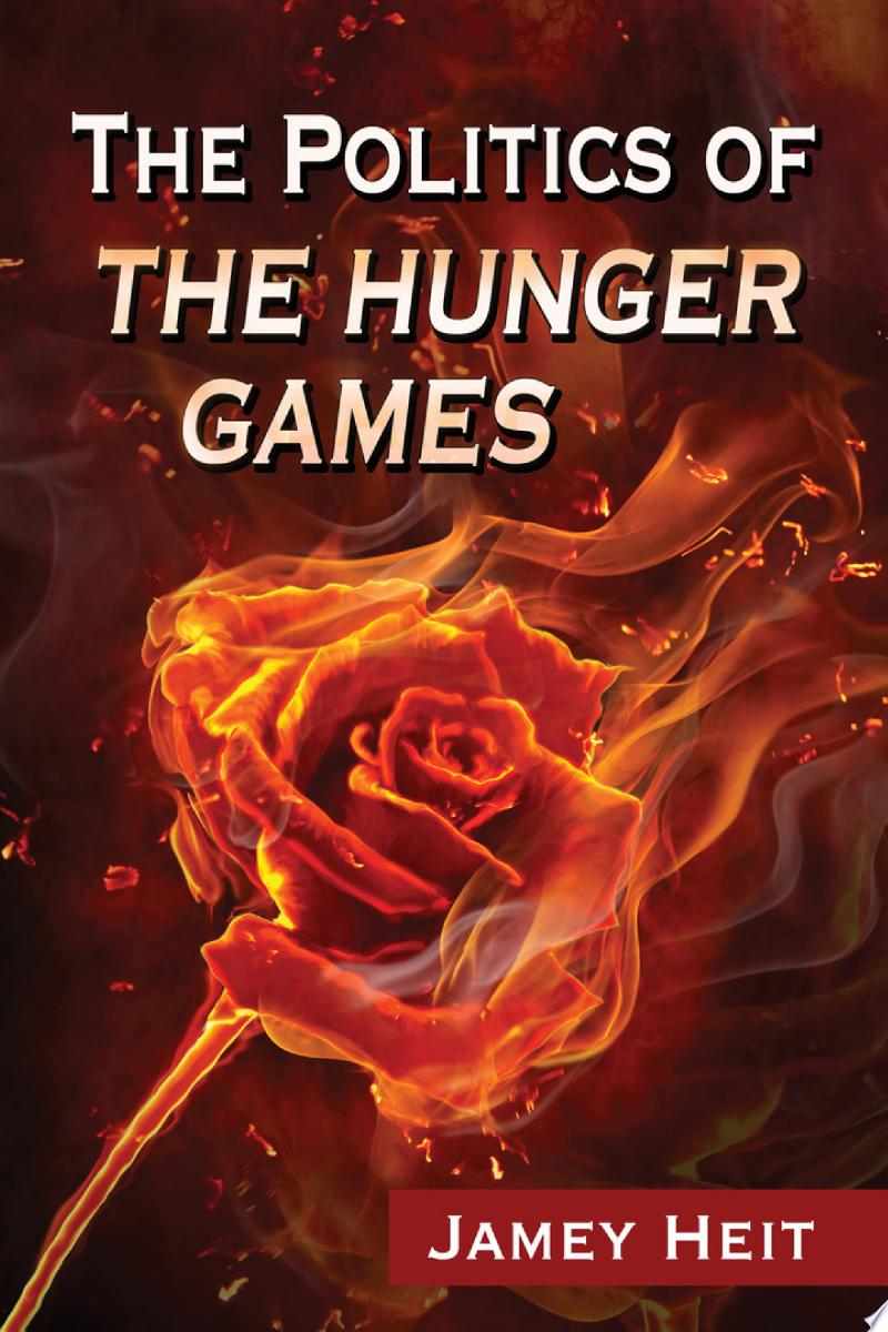 The Politics of The Hunger Games banner backdrop