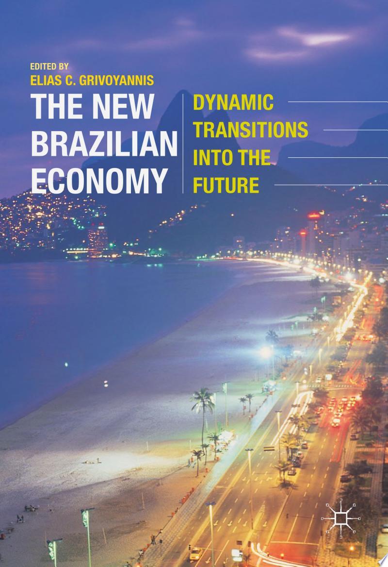 The New Brazilian Economy banner backdrop