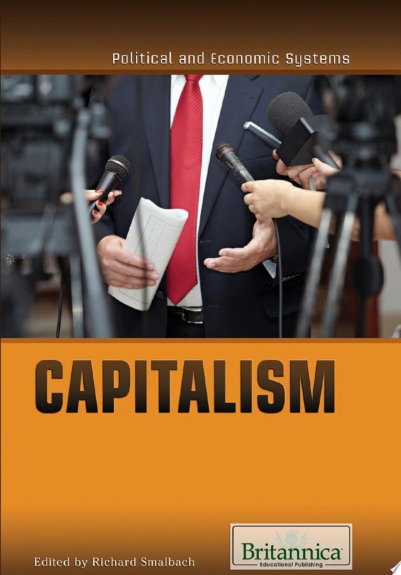 Capitalism banner backdrop