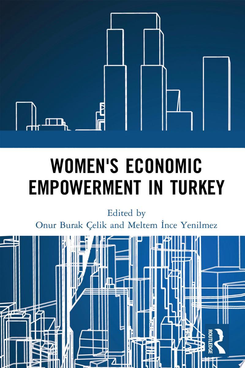 Women's Economic Empowerment in Turkey banner backdrop